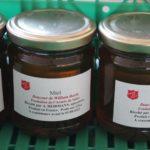 Un été chez William Booth: du miel et des abeilles