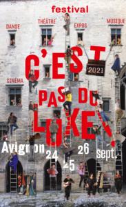 Rendez-vous au festival «C'est pas du luxe», les 24, 25, 26 septembre à Avignon